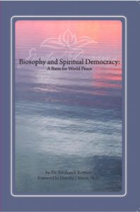 biosophy and spiritual democracy